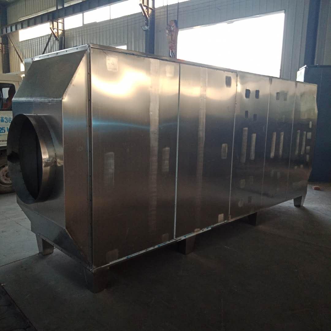 京信 RM-JD-4 6000碳钢 生厂加工餐厨油烟净化器