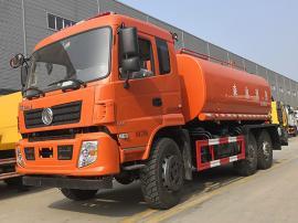 20方热水运输车-20方保温水罐车