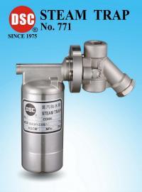 DSC771不�P�倒桶式蒸汽疏水�y��C2�f向接�^