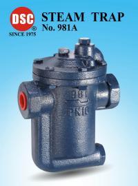 DSC981A铸铁倒桶式空气疏水阀