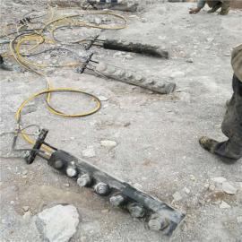 岩石液压劈裂棒