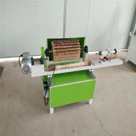 耐用的楼梯立柱异型全自动打磨机供销新品楼梯全自动打磨机