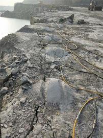 静态开采矿山岩石劈裂机劈裂棒企业新闻