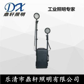 2*36W便携式移动照明系统SR-072升降箱灯