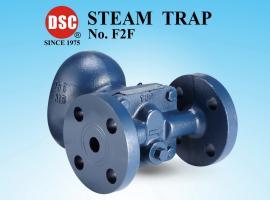 DSC铸铁浮球式蒸汽疏水阀F2F