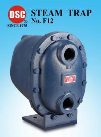 DSC铸铁浮球式蒸汽疏水阀F12