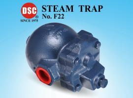DSC铸铁浮球式蒸汽疏水阀F22