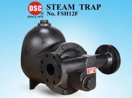 DSC铸钢浮球式蒸汽疏水阀FSH12F