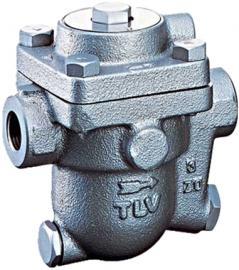 TLV铸铁浮球式蒸汽疏水阀J3X蒸汽疏水阀