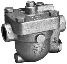 TLV铸铁浮球式蒸汽疏水阀J5X蒸汽疏水阀