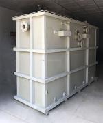 超声波电芬顿电化学电絮凝电催化高难度工业废水处理设备