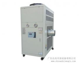 低温气体冷冻机
