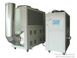 产品快速冷却设备(定制各种工业制冷机)应用案例