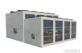 风冷螺杆式冷水机热泵与热回收式机组(风冷热泵机组)