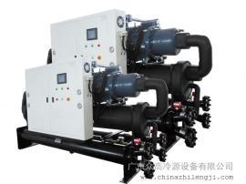 水冷式螺杆冷水机组制造厂家应用案例与工程图