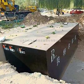 办公楼污水处理推荐中科贝特WSZ地埋污水处理设备 运行稳定