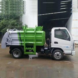 3方餐厨垃圾车-3吨余厨垃圾车价格-3吨泔水车