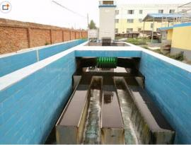 代理框架式紫外线消毒器过流式杀菌设备污水杀菌