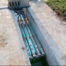 明渠式紫外线杀菌膜块 框架式 废水处理杀菌灯设备专用