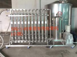 UF超滤机组(营养果酒、黄酒、米酒处理机)