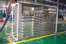 明渠式紫外线杀菌膜块 废水处理杀菌灯设备专用 大量生产制造