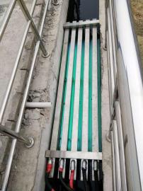 大型市政污水处理设备排架式 城市排给水明渠式杀菌设备