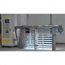 框架式 明渠式紫外线消毒器 中水回用消毒渠 明渠式排架 包安装