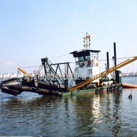 大型环保铰刀挖泥船 河道挖泥船环保绞刀头 鼎科清淤疏浚工程