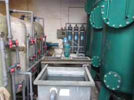 重金属废水达标处理设备