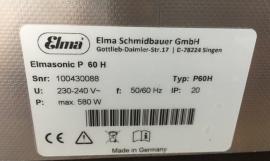 低声波洁肤机elma P60H手机行业科学院使用