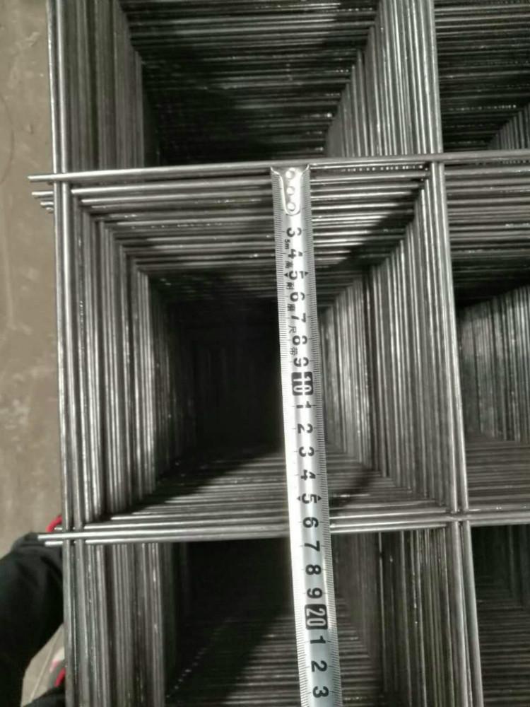 淮南建筑黑焊接钢丝网片 厂家每3天发一次货