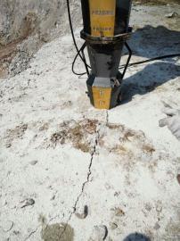 取代放炮机器静态岩石劈裂棒