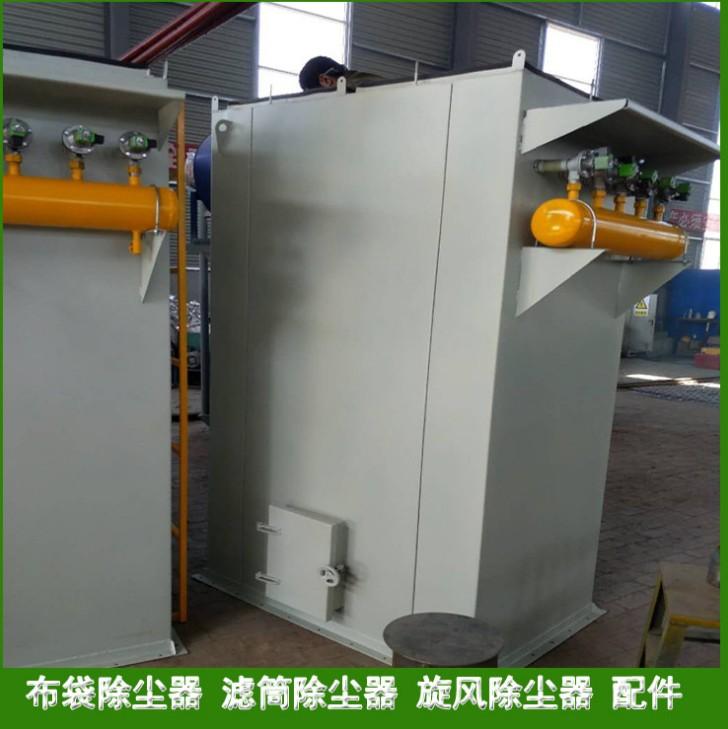 京信 JX-LU-80碳钢喷塑 生产定制 锅炉除尘器 单机除尘器