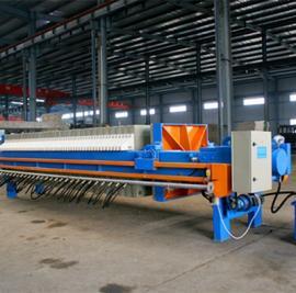 供应优质洗沙污泥脱水机 ,全自动液压厢式压滤机1000型