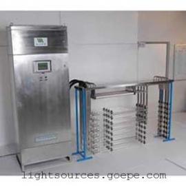厂家定制 A级标准320W明渠式紫外线杀菌器 污水大肠肝菌专用