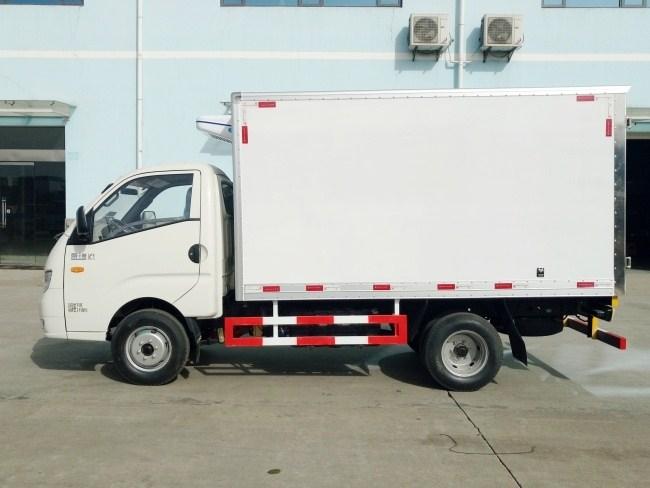 4.2米冷藏车出售