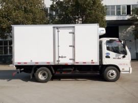 鲜货运输冷藏车销售点