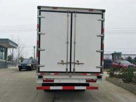鲜货运输冷藏车哪里卖