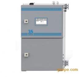 采用比色法进行24小时实时监测3S水质总磷在线分析仪器