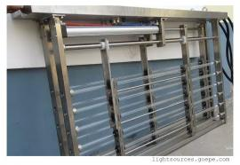 城市污水紫外线杀菌器 可达到A级标准明渠式UV紫外线消毒器