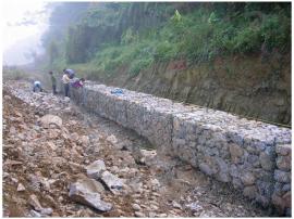 高尔凡石笼网,高尔凡石笼网护坡,水利高尔凡石笼网