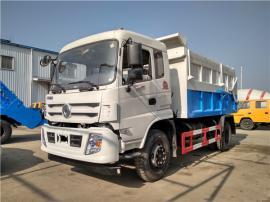 污水厂清运淤泥10吨12吨含水污泥运输车生产厂家