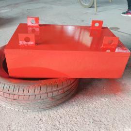 浩金机电现货供应RCYB-10悬挂式永磁除铁器 强磁磁板