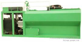 ZKP-132型客土喷播机(机械搅拌系统)
