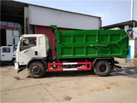 污水厂运输含水污泥、12吨10吨污泥运输车报价