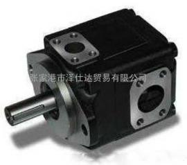 双联叶片泵,DENISON丹尼逊T6DC-020-005叶片泵T6DC-020-010