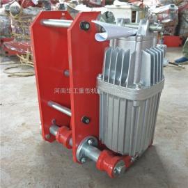 港口提梁机防风铁楔制动器 20t龙门吊电力液压防风铁楔 防爬器