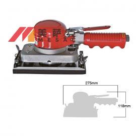 日本SHINANO信浓SI-3005气动方形打磨机气动砂纸磨光机