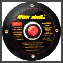 Mem Shell 玻璃钢反渗透膜壳80S300端盖堵头