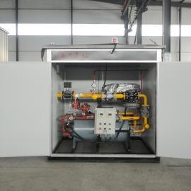 天然气锅炉调压箱 CNG调压柜 天然气减压撬 CNG减压箱
